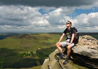 Yorkshire Three Peaks Trek